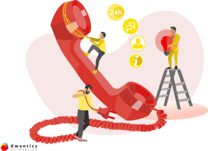 Call Analysis to improve first call resolution