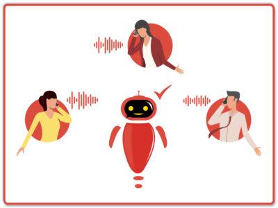 Voice bot improving response time